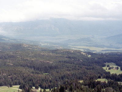Shoshone Point - Yellowstone - USA