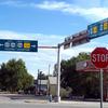 Shoshoni Street Signs