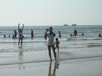 Shrivardhan-Beach