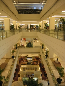 Inside Of Siam Paragon