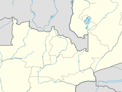 Siavonga Is Located In Zambia