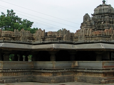 Siddheshwara Temple At Haveri