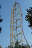 Side View Of Top Thrill Dragster