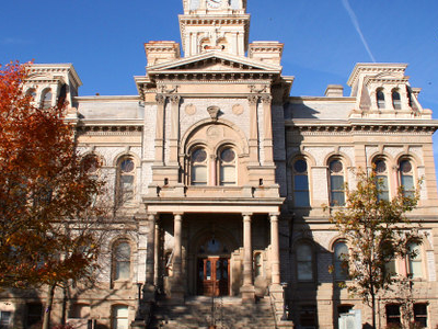 Sidney  Ohio  Courthouse