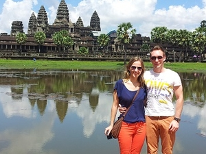 Siem Reap - Phnom Penh 5 Days