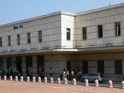 Siena Railway Station