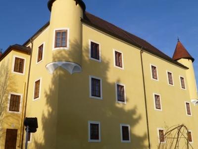Sigharting Castle, Upper Austria, Austria