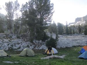 Signal Mountain Campground