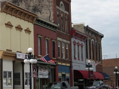 Sigourney Iowa