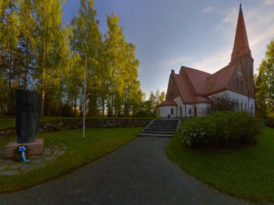Siilinjrvi Church