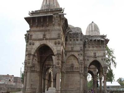 Sikander-Shah-Tomb-Champaner