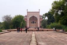 Sikandra Fort - Western Gateway