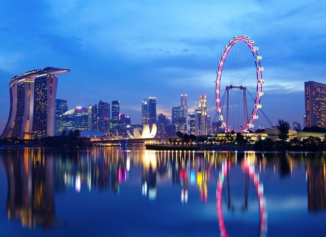 Singapore Malaysia EMI Tours Photos
