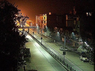 Siliguri At Night