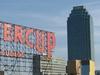 Silvercup  Studios And  Citicorp  Building From  Queensboro  Bri