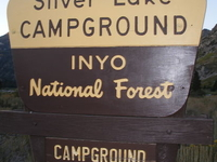 Inyo Silver Lake Campground
