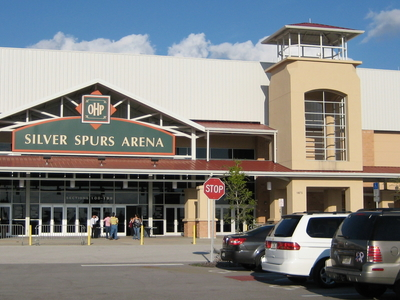 Silver  Spurs  Arena