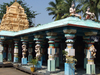 Simasila Temple View