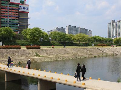 Sincheon - Daegu
