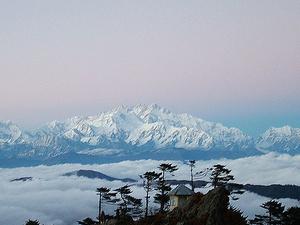 Singalila – Sandakfu Peak