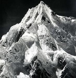 Siniolchu Taken From The Zemu Glacier