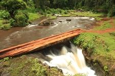 Sipi Falls - Mount Elgon