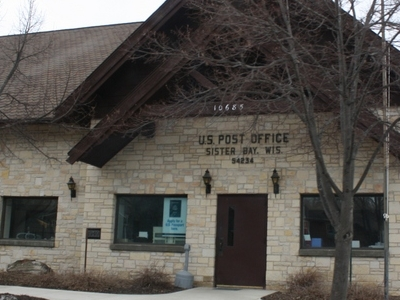 Sister Bay Wisconsin Post Office