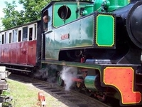 Sittingbourne y Kemsley Light Railway