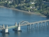 Siuslaw  River  Bridge At  Florence  O R