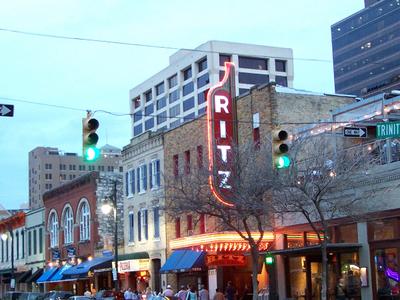Sixth  Street  Austin
