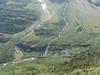 Siyeh Pass Trail View - Glacier - Montana - USA