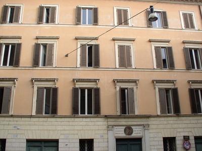 Palazzo Skanderbeg Located In Piazza Scanderbeg
