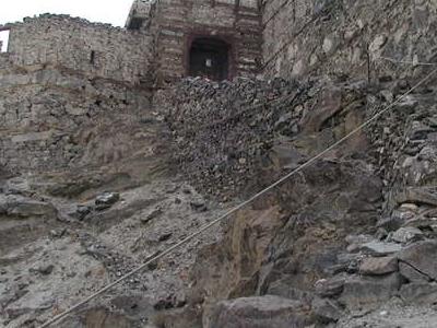 Skardu Fort Entrance