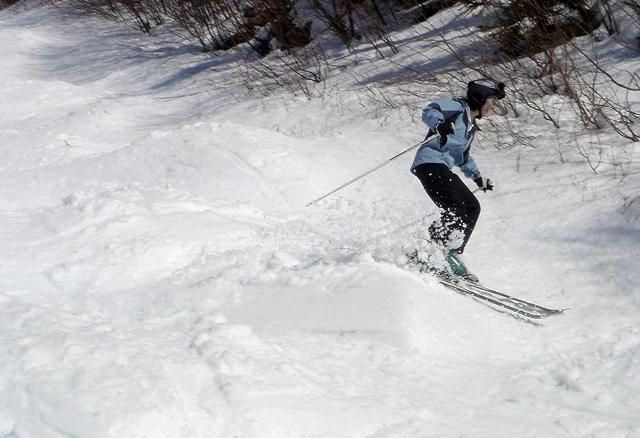 Ski in Annpaurna Base Camp Photos