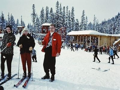 Skiing At Sun Valley ID