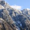 Skimmerhorn Mountains In Creston