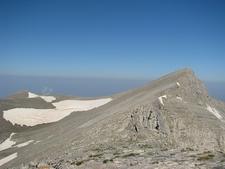 Skolio Peak - Snow Over Olimpos