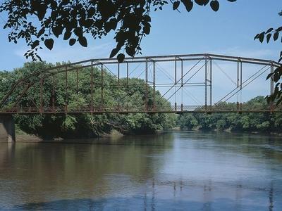 Skunk River Iowa