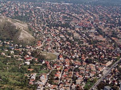 Skyline Of Budaors