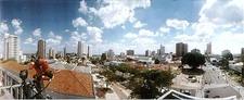 Skyline Of Marlia So Paulo