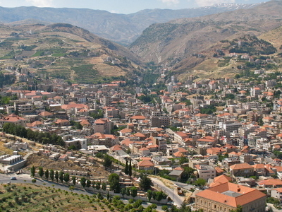 Skyline Of Zahl