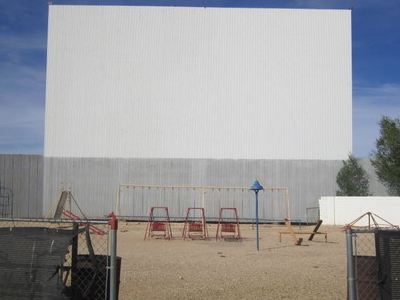 Sky  Vue  Drive  In  Theater  Lamesa