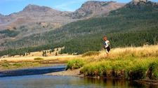 Slough Creek Trail - Yellowstone - USA