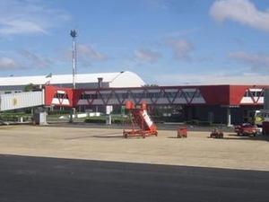 Con Marechal Machado Aeropuerto Internacional
