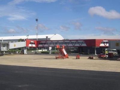 Marechal Cunha Machado International Airport