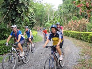 Bangkok Small-Group Bike Tour Photos