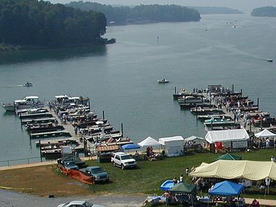 Smith Mountain Lake