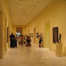 Inside The Smithsonian American Art Museum