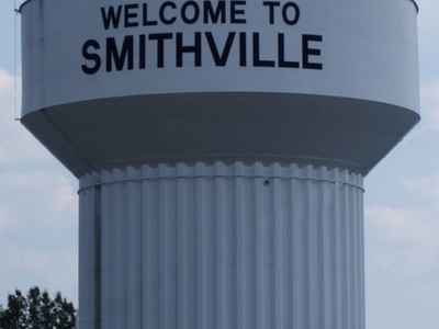 Smithville Watertower