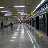 SMRT Seoul Subway Line 6 Digital Media City Station Platform
